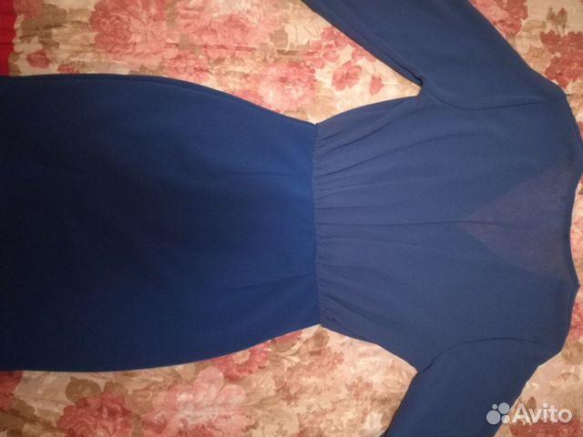 Новое коротенькое сексапильное платье Италия р.42 купить 4