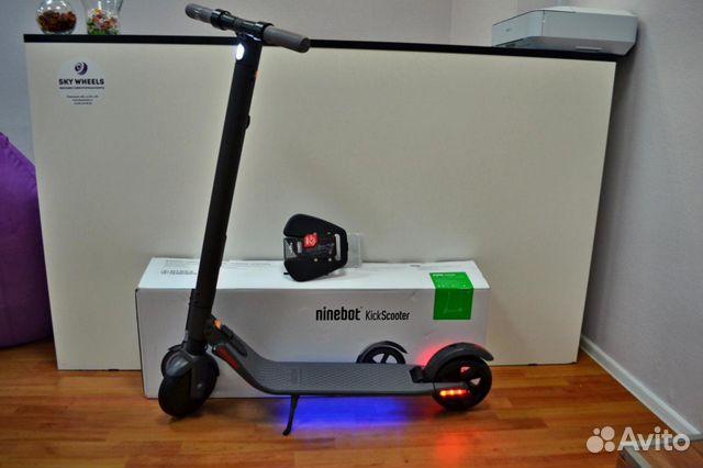 Электросамокат segway ninebot es2+ прошивка EsMax   Festima