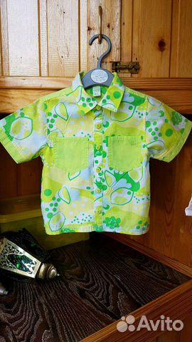 Рубашка 74-86 купить 1