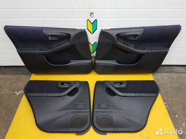 89625003353 Обшивка дверей комплект Subaru Forester, SF5