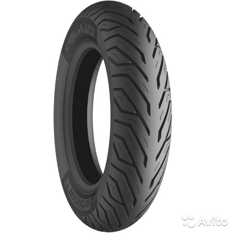 Покрышка michelin City Grip 120/70-14 55P— фотография №1