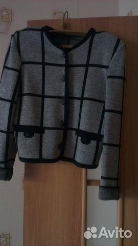 Пиджак трикотаж 89137898035 купить 3