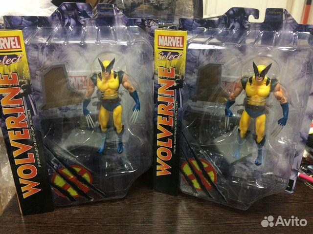 Фигурка Marvel Select Wolverine  купить 3