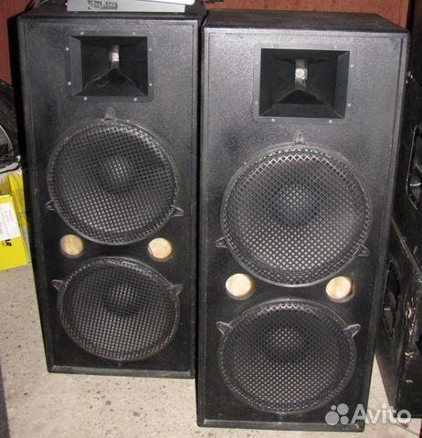 Проф акустика 2000W колонки 2шт Frank Audio 2x15Д 89128899109 купить 1