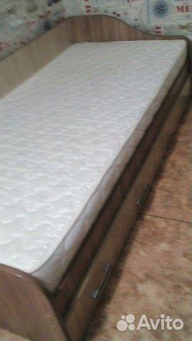 Кровать подрастковая 89528914310 купить 2