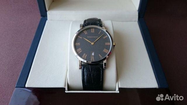 Мужские классические наручные часы Romanson 89525003388 купить 1