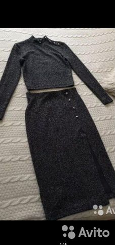 Платье топ юбка  купить 1