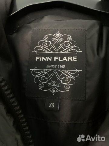 Пальто пуховое Finn Flare 89501330627 купить 4