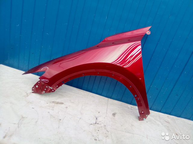 89657347629 Крыло переднее левое (Mazda CX-5)