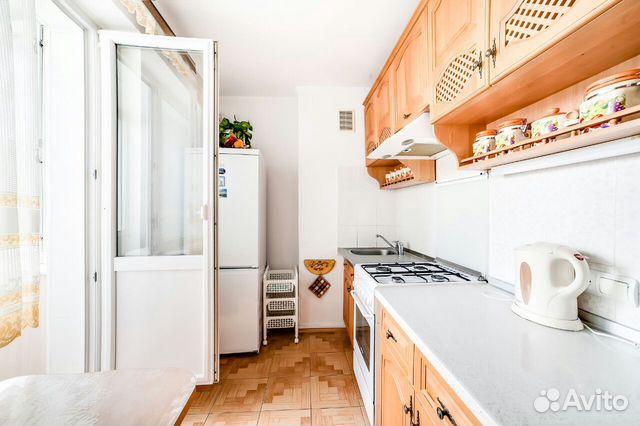 1-к квартира, 38 м², 3/5 эт. 89186323650 купить 4