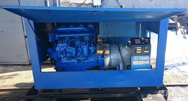 Дизельный генератор 16 кВт купить 1
