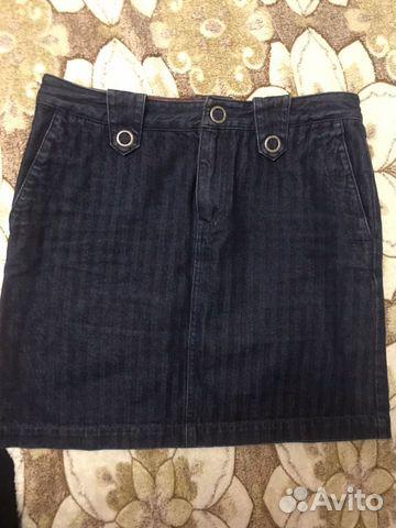 Джинсовая юбка 89123550566 купить 1
