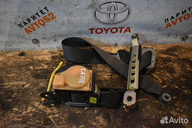 89307139175 Ремень безопасности передний правый Mitsubishi