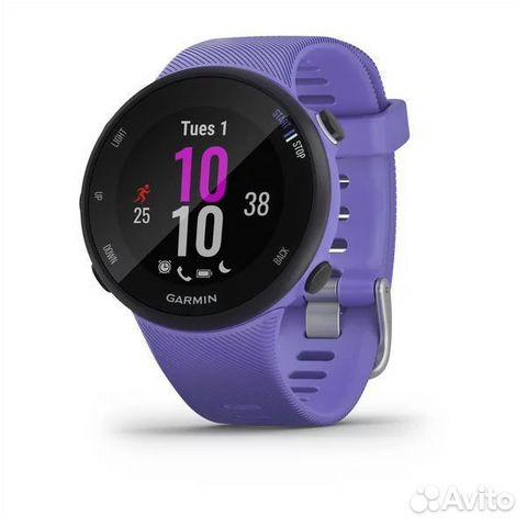 Garmin Forerunner 45s GPS Ирис  89004607777 купить 1