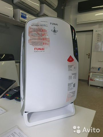 Воздухоочиститель Funai Zen 89608244014 купить 2