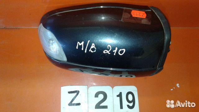 84732022776  Зеркало правое электрическое Mercedes Benz W210 E