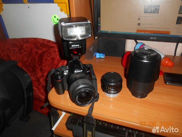 Продам зеркалку Nikon 89203835820 купить 1