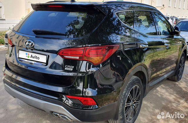 Hyundai Santa Fe, 2016 89123406495 купить 5