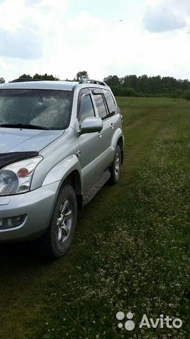 Toyota Land Cruiser Prado, 2004  купить 2