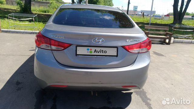 Hyundai Elantra, 2012 89068198337 купить 4