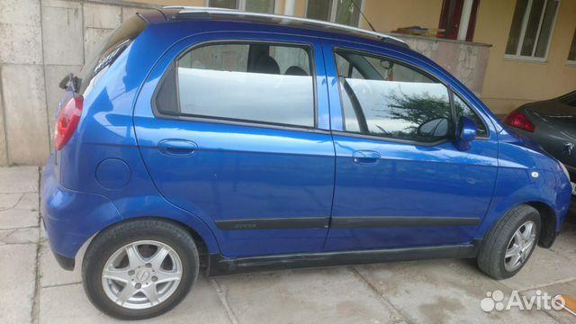 Chevrolet Spark, 2007  89674219305 купить 2