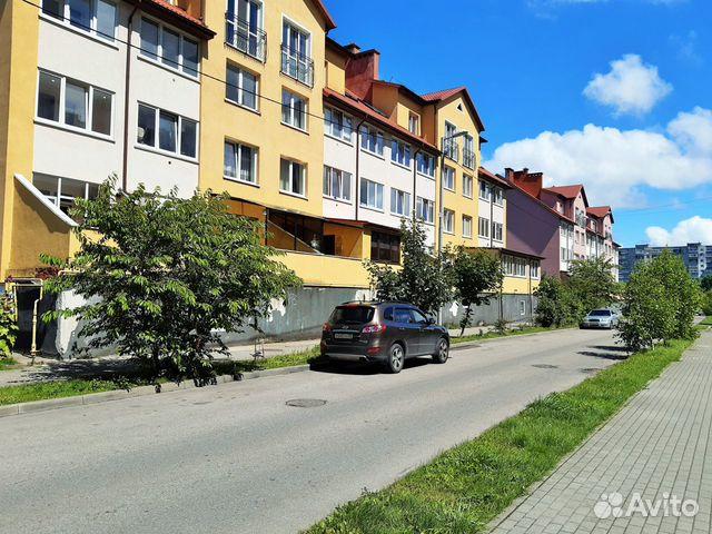 1-к квартира, 40 м², 2/4 эт.