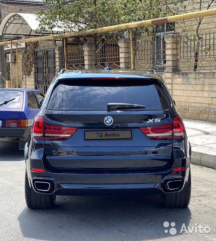 BMW X5, 2016  купить 3