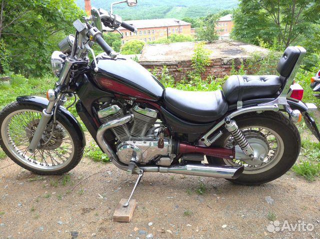 Suzuki VS 400 Intruder  89662713963 купить 5