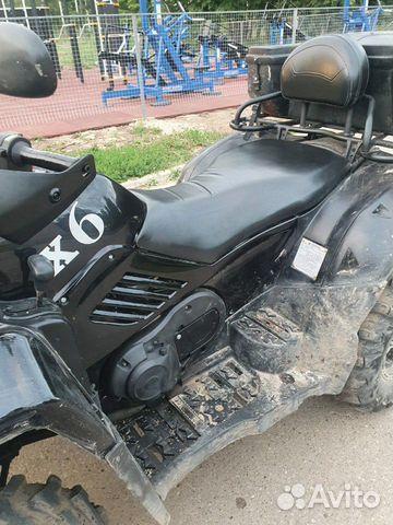 Квадроцикл CF Moto X6  89091395700 купить 3