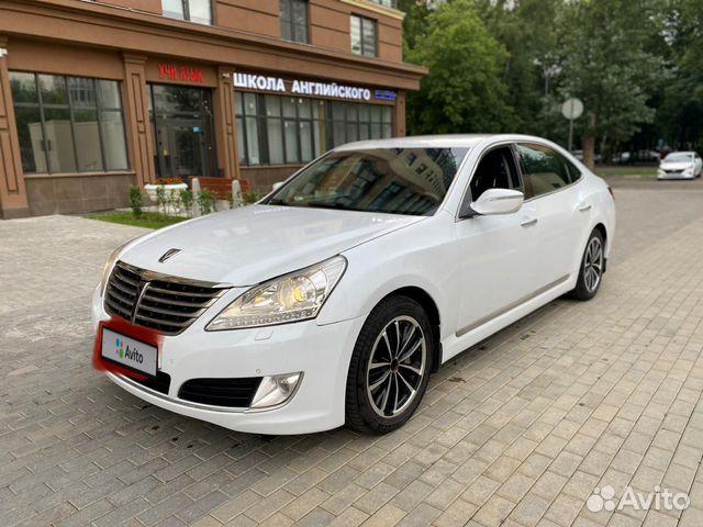Hyundai Equus, 2014  89054040409 купить 1