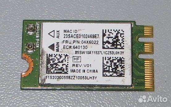 Wi-Fi адаптер для ноутбука Atheros qcnfa335