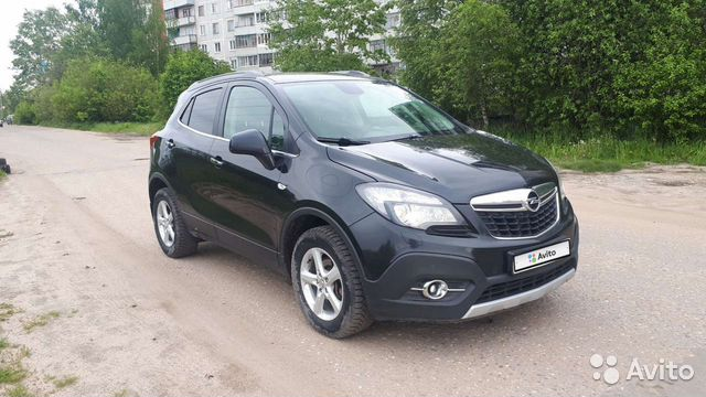 Opel Mokka, 2013  89605085857 купить 1