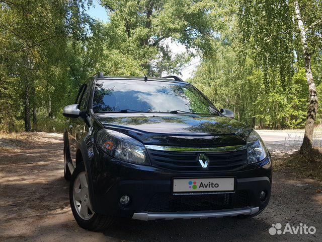 Renault Sandero Stepway, 2011  купить 9