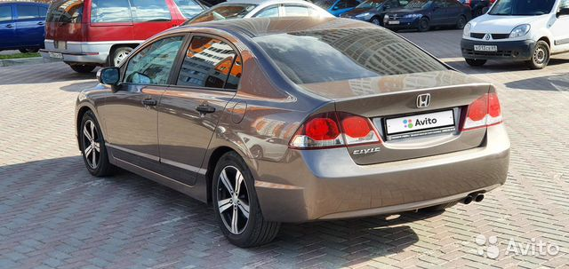 Honda Civic, 2009  89092691207 купить 7