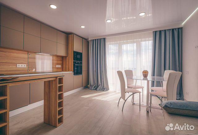 2-к квартира, 80 м², 6/25 эт.