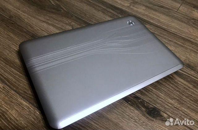 Ноутбук Hp Pavilion в отл. сост  89225775009 купить 2