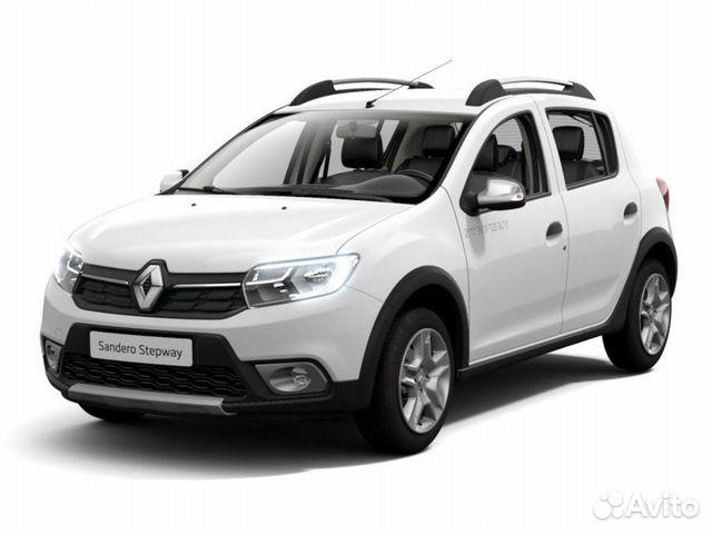 Renault Sandero Stepway, 2020