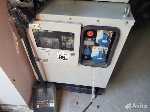 Генератор дизельный Genmac Bulldog RG20LSM (15.2 к  89215749212 купить 8