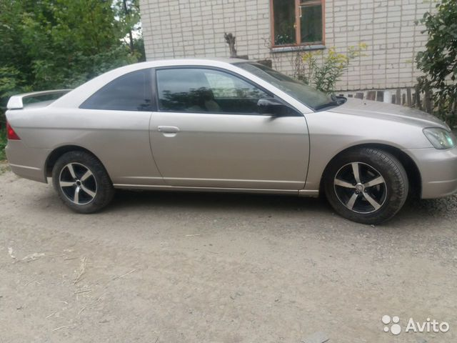 Honda Civic, 2002  89584890434 купить 6