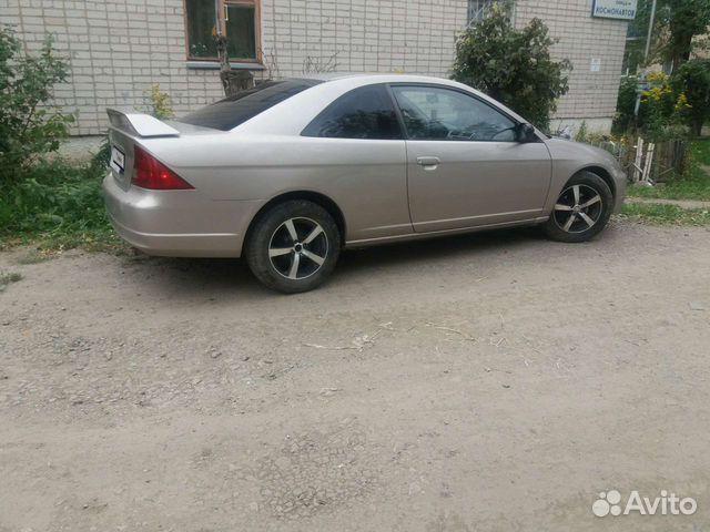Honda Civic, 2002  89584890434 купить 5