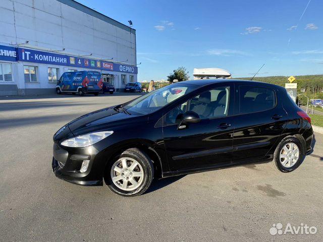 Peugeot 308, 2010  89610479528 купить 1