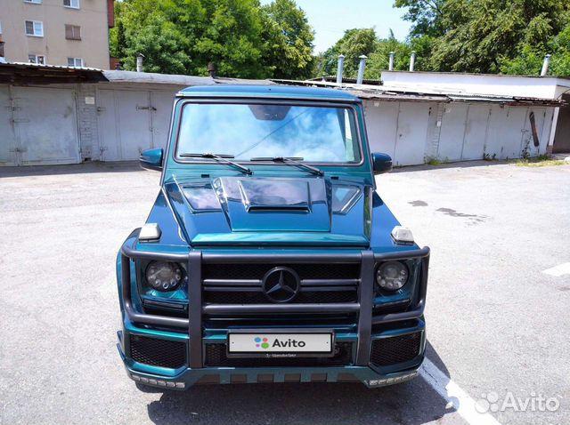 Mercedes-Benz G-класс, 2003  89280729001 купить 8
