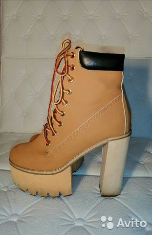 Ботинки Jeffrey Campbell, США,36 размер  89632935615 купить 1