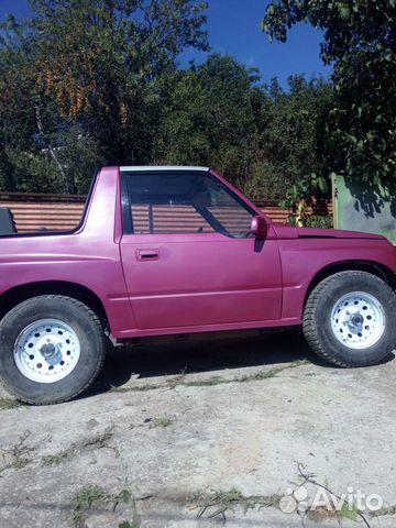 Suzuki Vitara, 1993  89189464521 купить 3