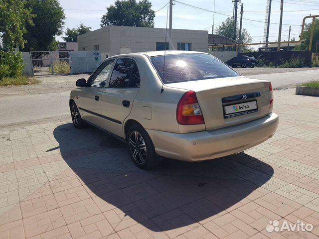 Hyundai Accent, 2005  89584765464 купить 5