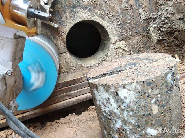 Бетон буровой бетонная смесь мбр