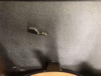Накладка на решетку радиатора Mazda 3 BM родная, о