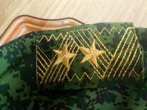 Комплект формы цифра (генерал-лейтенанта)