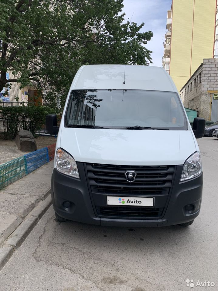 ГАЗ ГАЗель Next, 2017  89613130600 купить 5