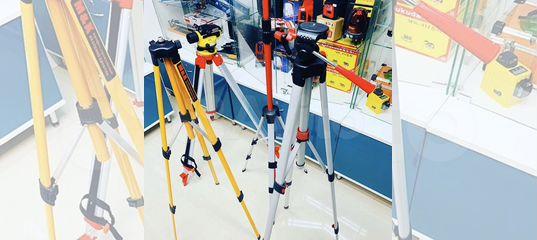Штатив для лазерного уровня MGK 115